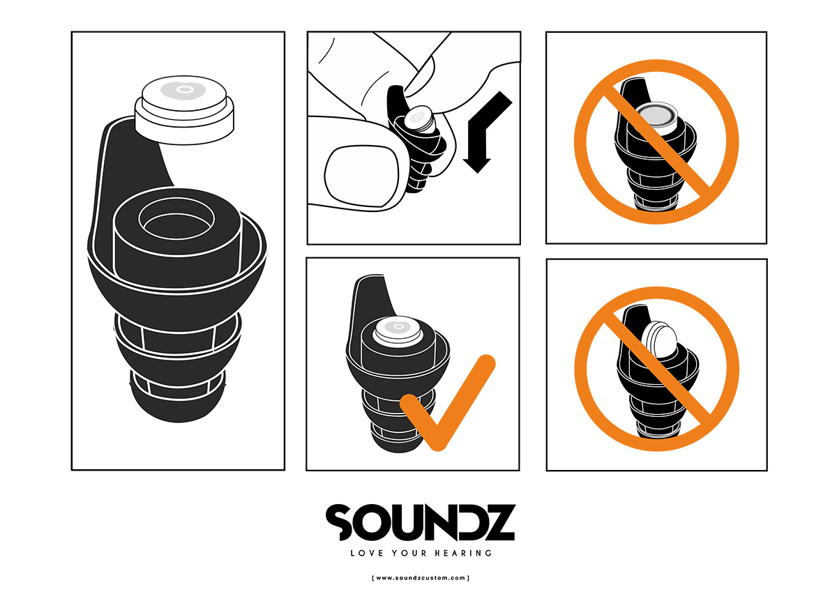 Instructions For Use Soundz